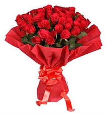 41 adet gülden görsel buket  Bayburt çiçek satışı