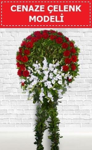 Cenaze Çelengi cenaze çiçeği  Bayburt çiçekçi telefonları