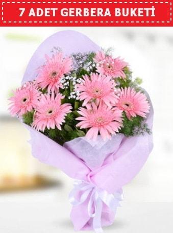 Pembe Gerbera Buketi  Bayburt çiçek , çiçekçi , çiçekçilik