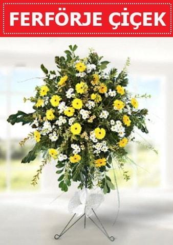 Ferförje çiçeği modeli  Bayburt çiçek gönderme sitemiz güvenlidir