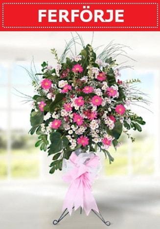 Ferförje düğün nikah açılış çiçeği  Bayburt çiçek yolla