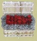 Bayburt cicekciler , cicek siparisi  Sandikta 11 adet güller - sevdiklerinize en ideal seçim
